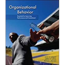 Organizational Behavior: Essentials for Improving Performance and Commitment