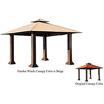 Amazon Com Seville Gazebo Replacement Canopy Top Cover