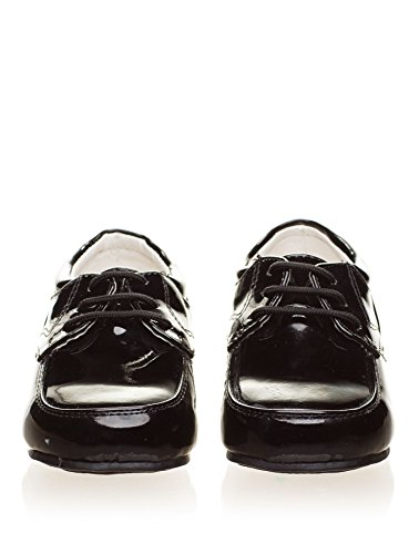 Infant Schuhe Baby Taufe UK 1� Jungen Schuhe Sevva Jungen Page Schwarz Schuhe Boy wUBqO