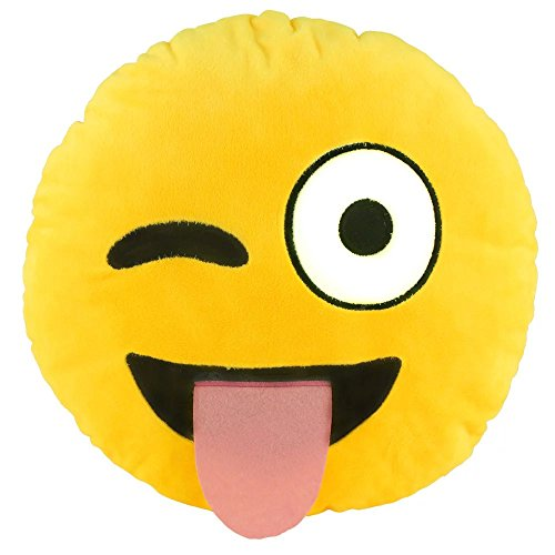 Emoji Smiley Emoticon Cushion Stuffed Pillow Soft Plush Toy Doll Emoji Face Home Living Room Decoration Pillows Baby Children Adult Plush Toys