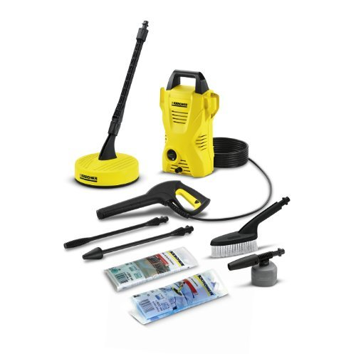 K?rcher K2 Compact Home and Car Air-Cooled Pressure Washer by K?rcher by K?rcher