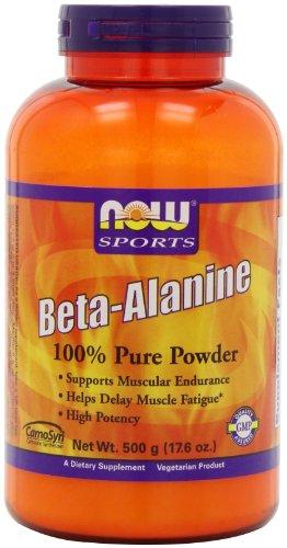 NOW Foods Beta Alanine Powder  500G
