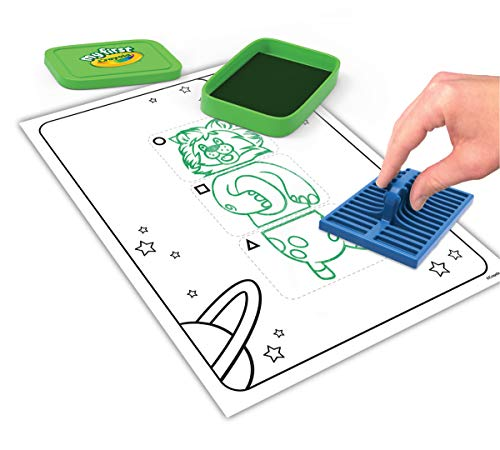 41Bc7GupT L - Crayola My First Animal Stamper Set, Coloring & Learning Toys for Toddlers, Toddler Gift, Over 40 Pieces