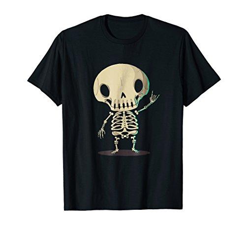 (Mens SKELETON SHIRT   Halloween Costume Rib cage Anatomy T-Shirt XL)