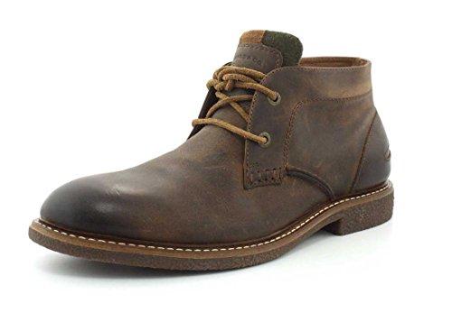 G.H. Bass & Co. Men's Bennett Chukka Boot, Brown, 10.5 M US