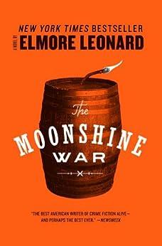 Moonshine War Novel Elmore Leonard ebook product image