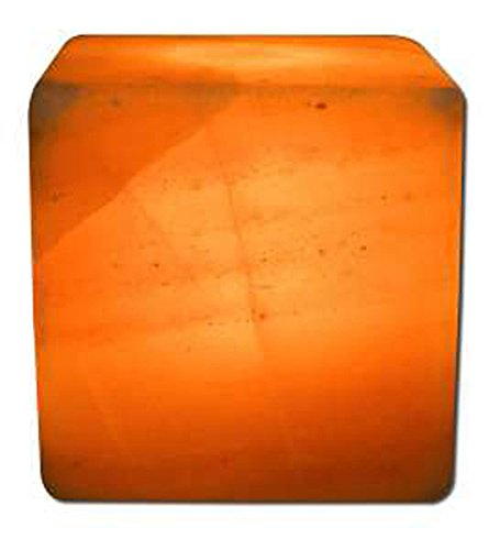 Aloha Bay Himalayan Salt Lamp with Free Cord & Bulb 4~6 Lbs ()