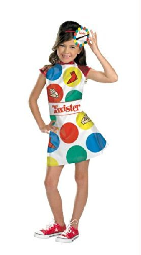 [Twister Child 4-6] (Twister Game Costumes)