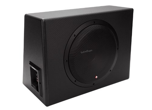 "Rockford Fosgate 12"" Powered Subwoofer Enclosure (P300 Punch)"