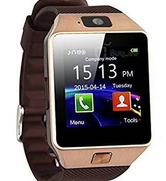 Reloj inteligente Bluetooth/reloj inteligente Bluetooth Smart Watch con cámara para Huawei, Xiaomi,