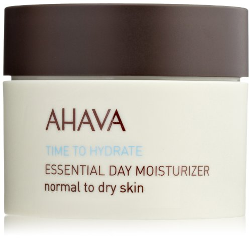Price comparison product image AHAVA Time to Hydrate Essential Day Moisturizer for Normal to Dry Skin, 1.7 fl. oz.