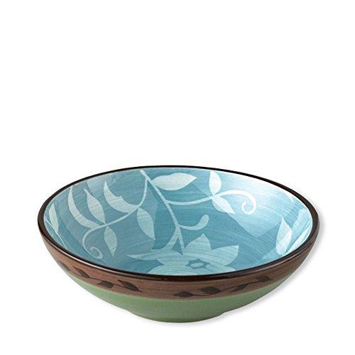 Pfaltzgraff Patio Garden Soup/Cereal Bowl, 20-Ounce