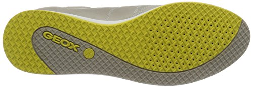 Para Mujer Modelo Geox Deportivo Avery D Color Hueso Marca Mujer Calzado Geox Oxaw15