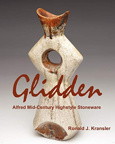 Glidden Pottery: Alfred Mid-Century Highstyle Stoneware ()