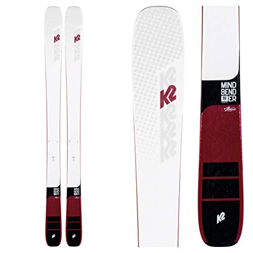 K2 2020 Mindbender 90C Alliance Women's Skis