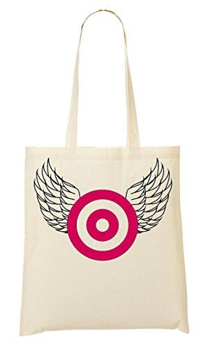 Mano Borsa Shopping Lo A Ali Mirino 7znxBRpw