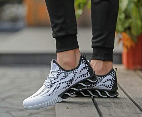 D Lace Scarpe Dimensione donna 38 casual Knit Colore New Scarpe da Up Fall Sneakers viaggio da leggere Exing UN suole Scarpe qzUTc0