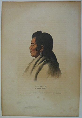 Sha-Ha-Ka: A Mandan Chief