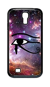 Cool Painting eye of horus Snap-on Hard Back Case Cover Shell for Samsung GALAXY S4 I9500 I9502 I9508 I959 -1302
