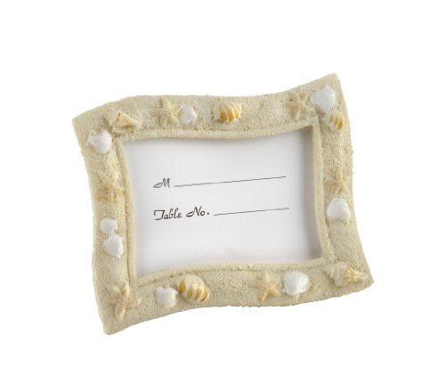 Kate-Aspen-25029NA-Sand-and-Shell-Placecard-Holder