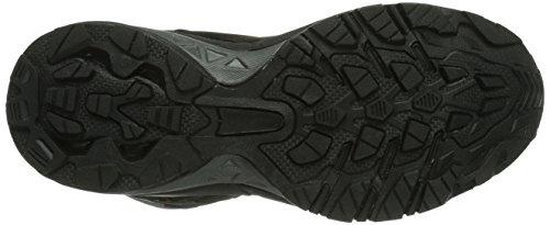 3005W hombre K Black Outdoor para piel KangaROOS Grey Dk Negro Botas 522 de AwxwCq0