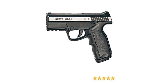 Steyr M9-A1 Dual-Tone CO2 Pistol air pistol