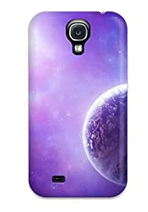 Andrew Cardin's Shop Hot 6517013K67997862 Quality Case Cover With Planet Alone Nice Appearance Compatible With Galaxy S4