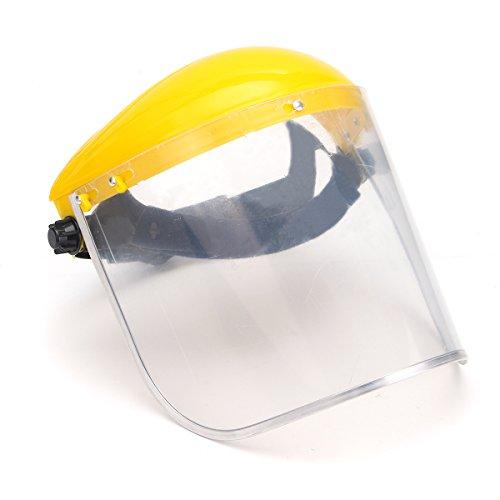 Braun schwarz Motocross Helm Visier Anti Uv Objektiv Gesichtsschutz Augenschutz F/ür Ff352