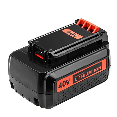 - Replacement for Black and Decker 40V Battery Max Lithium LBX2040 LBX36 LBXR36 LBXR2036 LST540 LCS1240 Cordless Power Tool