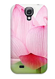 Jimmy E Aguirre's Shop Best 2110065K57275510 Flexible Tpu Back Case Cover For Galaxy S4 - Flower