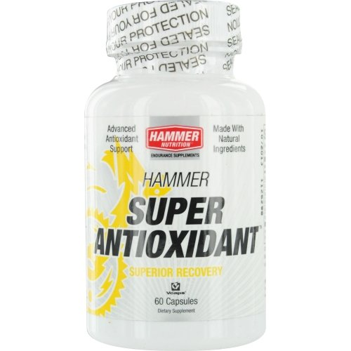 Hammer Nutrition Antioxydant super-Build-fort immunité Dietary Supplement, 60 Count
