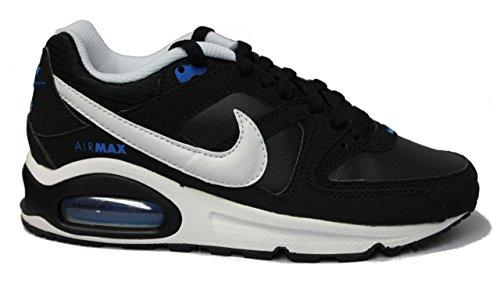 Nike Air Max Command (Gs) 407759 Jungen Laufschuhe schwarz/weiß