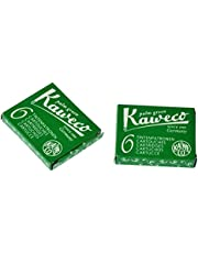 Kaweco 10000009 Dolmakalem Kartuş Yeşil
