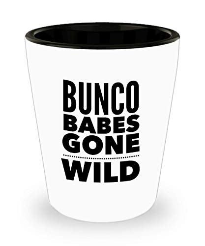 (Bunco Babes Gone Wild Funny Party Prize Idea Themed for Women Ladies Hostess Shot)