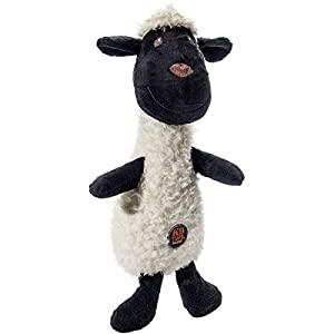 CHARMING Pet Scruffles Lamb Plush Dog Toy, Small 63