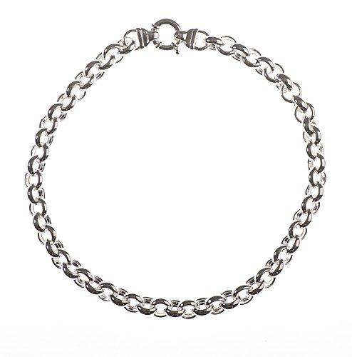 Collier Mixte adulte - NKS-K30189 - Argent 925/1000 50.9 Gr