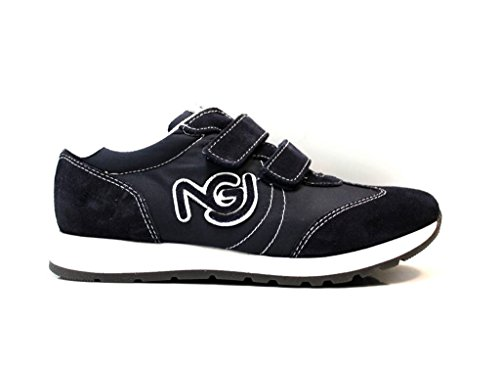 Nero Giardini Junior , Jungen Sneaker Blau
