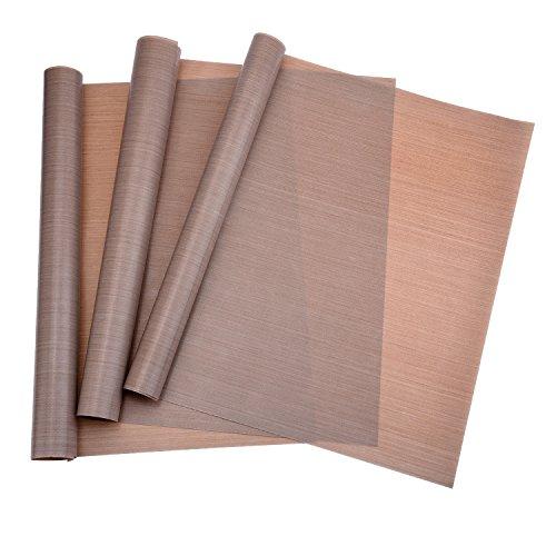Outus non stick craft mat sheet 15 x 18 inch heat press for Non stick craft sheet large