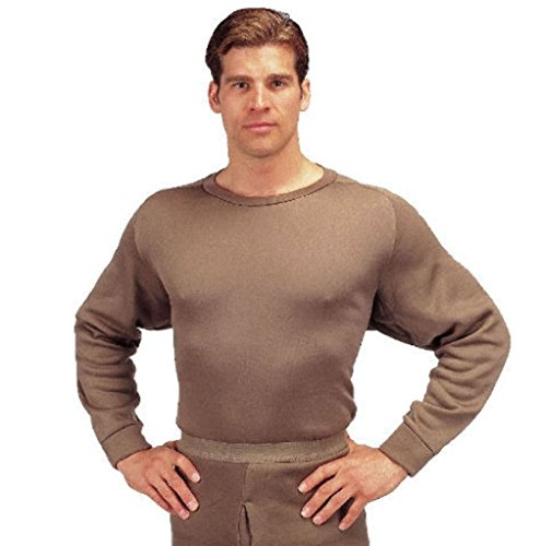 US Army Military Spec ECWCS Extreme Cold Weather Poly Ski Thermal (Ecwcs Underwear Bottoms)
