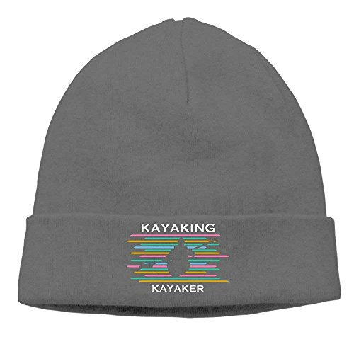 Beanie Skull Kayaker Kayaking Hat Cap Knit Beanie Retro Women Hhaj Deepheather Men Adults vgn61wq