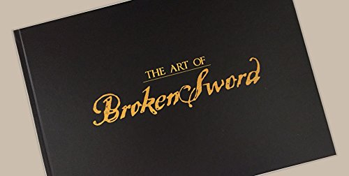 The art of broken sword
