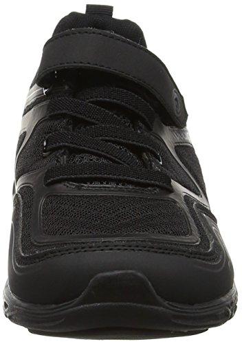 Bk pediped Noir Enfant Force Baskets Black Mixte qOxOYw6z8