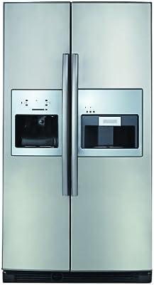 Whirlpool 20RI D4 PT Espresso nevera puerta lado a lado ...