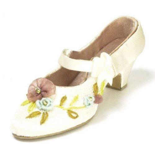 Fete Miniature Shoe - Creme de la Creme Shoe - Miniature Shoe