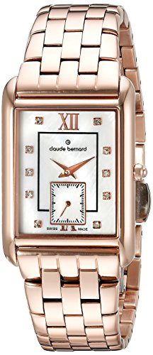 Claude Bernard Women's 23097 37RM NAPN Ladies Fashion Ana...