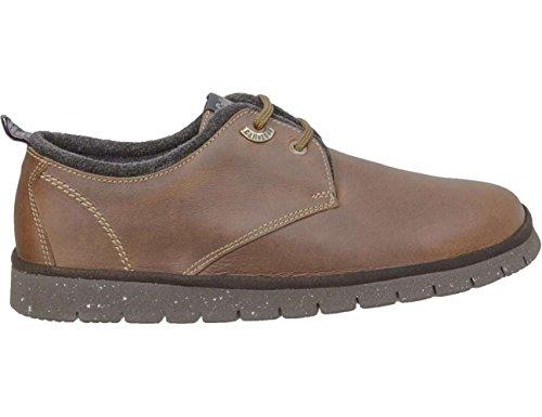 Callaghan Sherpa, Zapatos de Cordones Derby para Hombre, Marrón (Brown), 40 EU