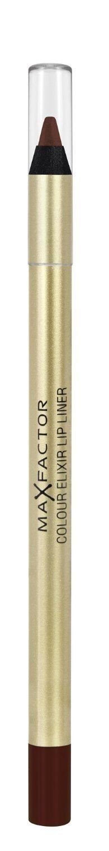 Max Factor Color Elixir Lip Liner - Brown & Bold - Pack of 6