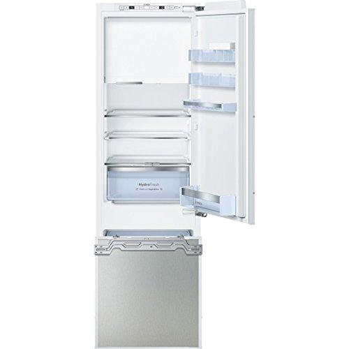 Bosch série 6kic82af30intégré 250L 34L A + + Blanc Frigo et Congélateur–Réfrigérateur–intégré, dernier lieu, a + +, blanc, Sn, n, St, LED)