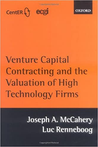 Amazon com: Venture Capital Contracting and the Valuation of