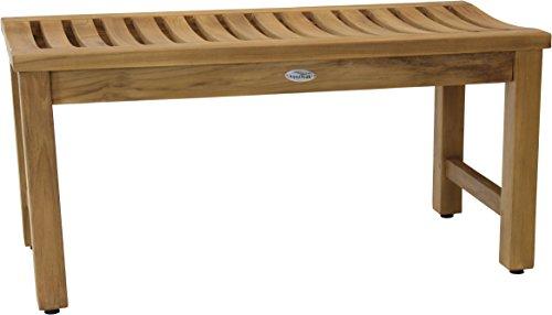 AquaTeak 36″ Aqua Stratus Elite Teak Indoor & Outdoor Bench